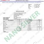 Silversol 174 Granular Activated Carbon Nano Silver