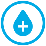 Symbol Icon ALKALINE WATER