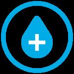 Symbol Icon ALKALINE WATER